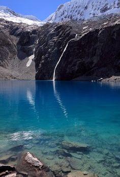 Cordillera Blanca highlands