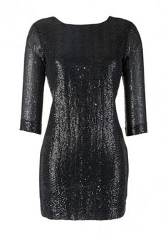 The Style Standard Sequin Dress