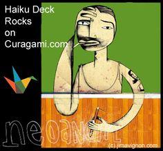 Why Haiku Deck ROCKS on Curagami.com