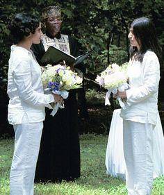lesbian wedding attire ideas | lesbian wedding songs, lesbian wedding ideas, lesbian wedding ...