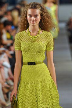 Knitting and Crochet Brazil - Handmade: dresses croche