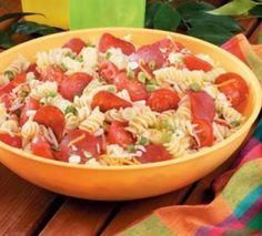 Pizza Pasta Salad Pasta Salad, Pizza Pasta