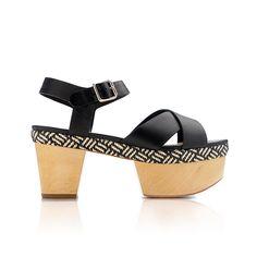 Loeffler Randall Starrett Platform Sandal | Sandals | LoefflerRandall.com