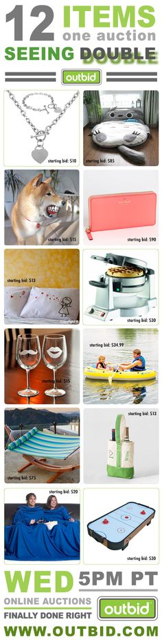 Friends Of Outbid Auction On Pinterest 58 Pins