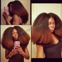 What to Expect with Long Type 4 Natural Hair