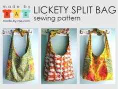 LicketySplit pattern, $6.00