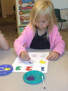 Great website for special education classrooms, OT, Speech, Vocational, Art ideas. LOVE