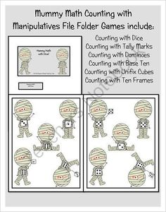 Free Halloween Adventures File Folder Games Mega Pack !! Enter for your chance to win 1 of 7.  Halloween Adventures File Folder Games Mega Pack at a low price! (106 pages) from Research Based Teaching Tools on TeachersNotebook.com (Ends on on 10-10-2014)  This Mega Pack includes three File Folder Kits! They are a great addition to any primary classroom, home, or for special education too. It includes High Frequency Word File Folder Games, counting games and also file folder games for ...