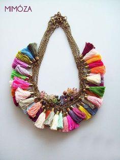 Botanika accessori, necklac