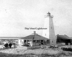 Ship Island History