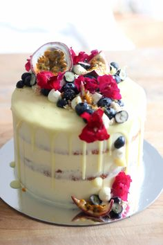 Custom Layer Cake |
