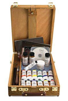Gamblin Artists Oil Color Sets - JerrysArtarama.com #JerrysPinToWin