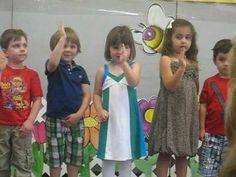 Preschool Mother's Day Show