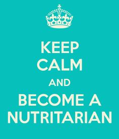 The Nonstop Nutritarian