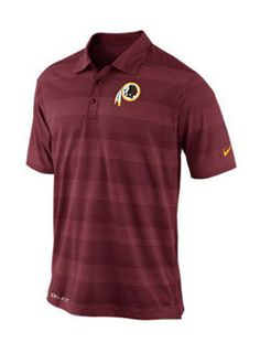 Nike Redskins Preseason Polo