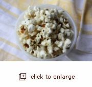 Hot and Spicy Popcorn