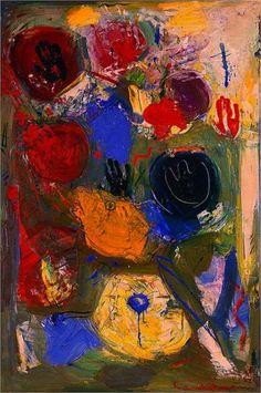 Hans Hofmann, The Third Hand, 1947