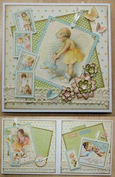 Little Darlings Card I