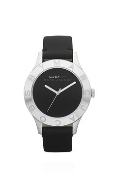 Black Patent Blade 40MM - Marc Jacobs