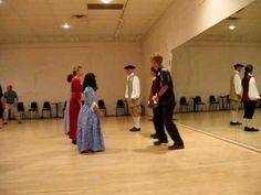 The Black Nag - YouTube Medieval Dance
