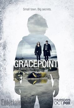 Gracepoint ~ American remake of Broadchurch