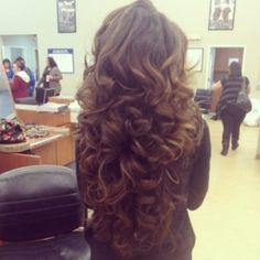 Curls!!!!