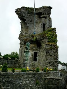 Ireland In Ruins: Golden Castle Co Tipperary