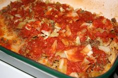 Cabbage Roll Casserole: A Tasty Way to Get Your Family to Eat More Cabbage