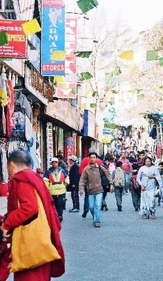 Gandhi Road, Darjeeling