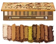 Urban Decay Naked Honey Eyeshadow Palette for Fall 2019 Urban Decay Naked Honey Eyeshadow Palette