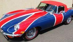 1970 Jaguar XKE E-type- Austin Powers Jag.
