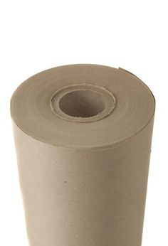 Kraft, roll paper: Kraft roll paper