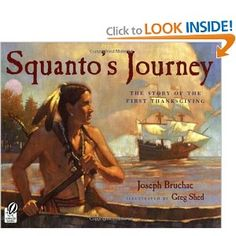Squanto's Journey: The Story of the First Thanksgiving_ Sonlight Core D add in
