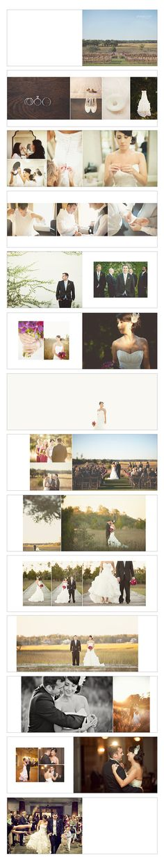 Album design services -- If pinning, please credit © the-summerhouse.com -- Photography by The Schultzes {www.lovetheschultzes.com} #wedding #photo #albums #design