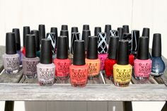 my biggest nail polish giveaway ever - over $265 of OPI spring nail polish - http://www.fabfatale.com/2014/03/ive-moved-giveaway-my-biggest-nail-polish-giveaway-ever/ #nailpolish #giveaway #OPI