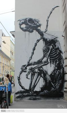 9GAG - Awesome art found in Vienna