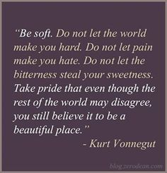 life, beauti place, thought, inspir, places, kurt vonnegut, quot, live, soft