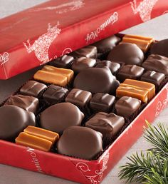 #FMChocolates Caramel Assortment $24.99