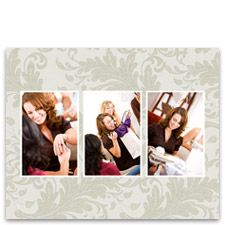 Give the bride a great gift — a collage of pictures from her bridal shower. Just take pictures to a KODAK Picture Kiosk and create a collage. #wedding #photography #ideas