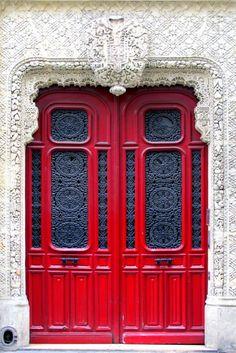 Red doors, too - PXE