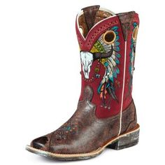 Ariat's Rodeobaby Roundup cowboy boots http://www.thenorthcarolinacowgirl.com/2012/everyday-cowboy-boots-from-ariat