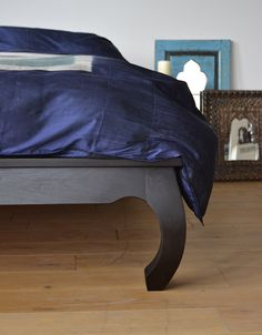 Opium bed from Natural Bed Company