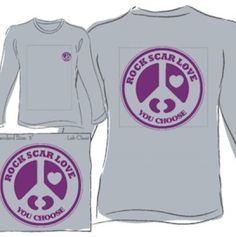 Rock Scar Love...Promoting organ donation and wellness for recipients of organs.