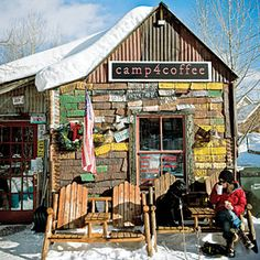 Top 10 ski towns in the West | Pictured - Most charm: Crested Butte, CO | Most food-focused: Bend, Oregon | Prettiest town: Telluride, CO | Most Old West charm: Steamboat Springs, CO | 6 more and all the details at the link... Sunset.com