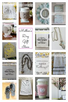 Setting for Four: Mother's Day Project Gallery #diy #mothersday #mom #gift