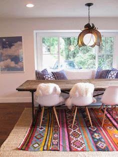 loving this funky space