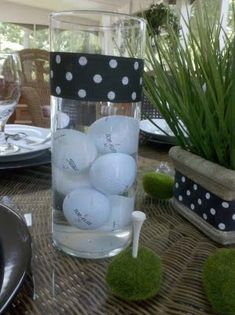 Father's Day Golf Theme