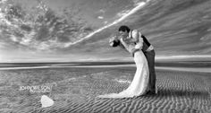 Beach Wedding.Fraser Island Australia offers a unique destination wedding idea. have a read.