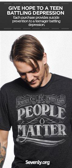Charity T-Shirt Design