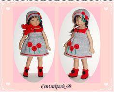 ♥ Vêtements compatible Little Darling Dianna Effner  13  By CENTRALPERK69 ♥